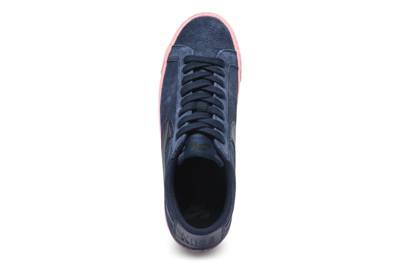 Nike SB 為經典鞋款 SB Blazer Low 推出全新「粉底」配色