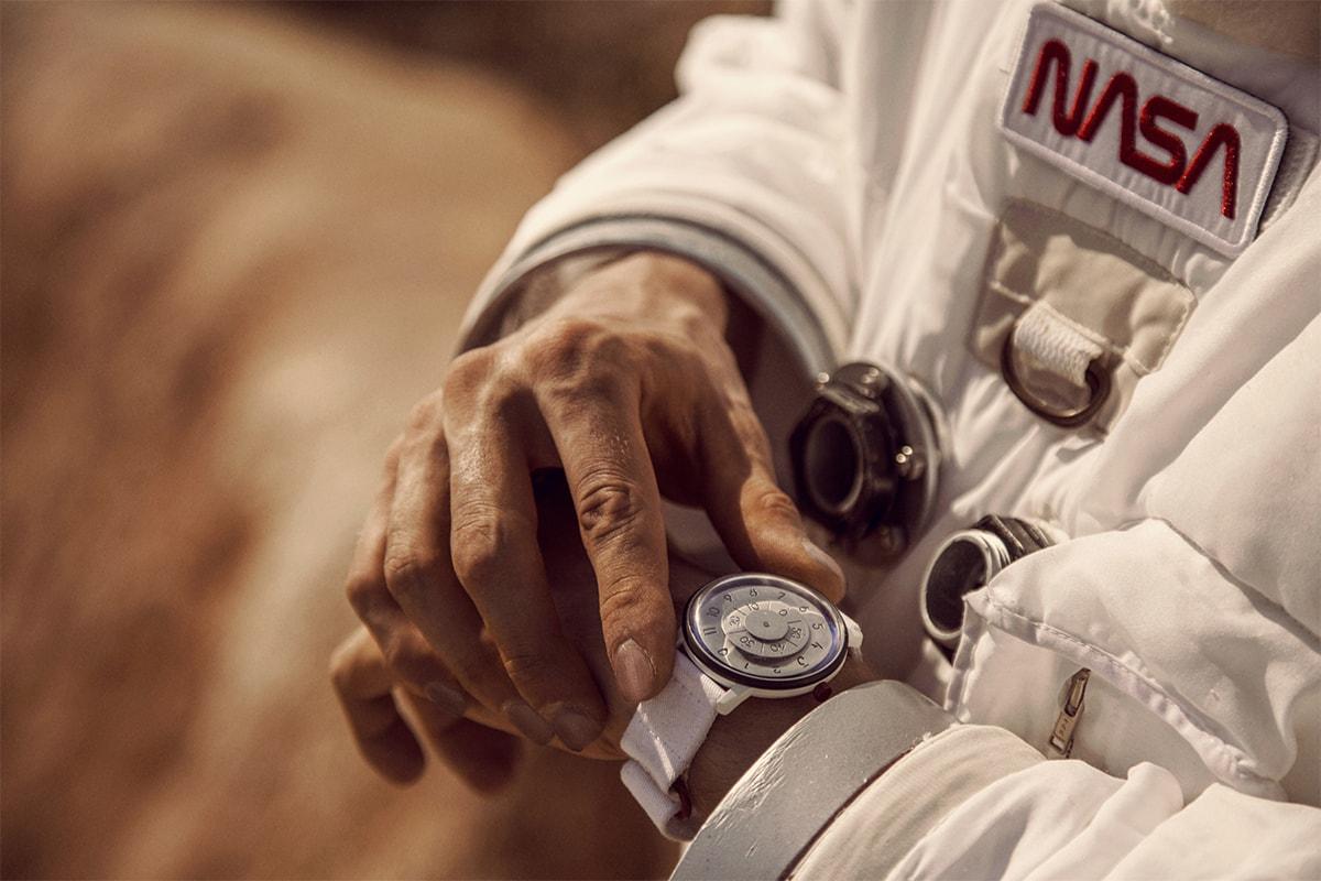 NASA 紀念特集續章・HYPEBEAST 製作「MAN IN SPACE」造型特輯