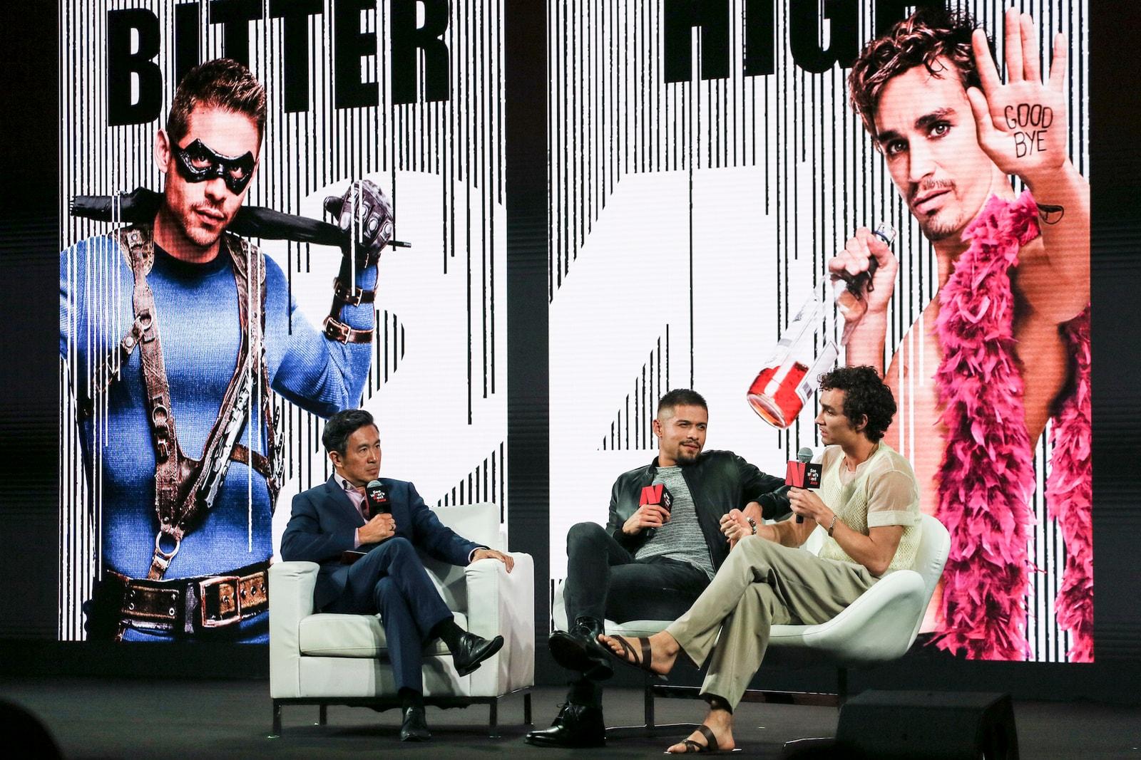 HYPEBEAST 直擊 Netflix 亞洲原創內容發佈大會