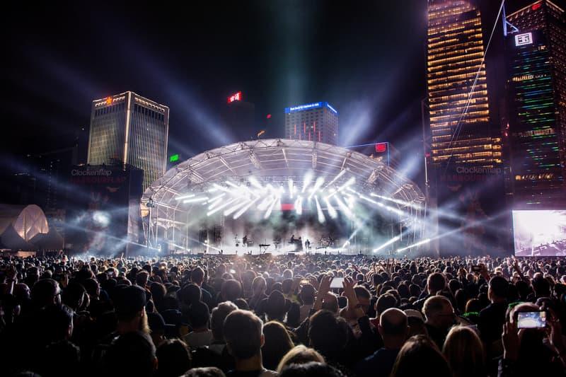 HYPEBEAST ZH 送出 Clockenflap 香港音樂及藝術節 2018 三天週末門票