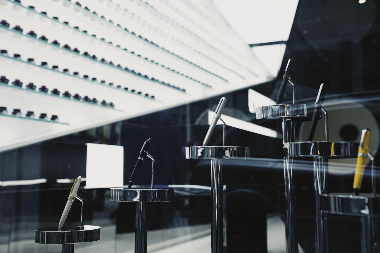INKHOUSE — 收藏級鋼筆專門店開幕