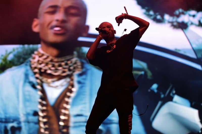 Jaden Smith 於演唱會中發佈出櫃宣言:「Tyler, the Creator 是我的男朋友!」