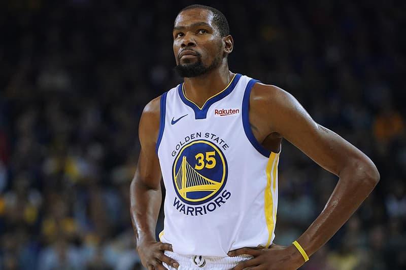 禍從口出 − Kevin Durant 因斥責球迷「Shut the f--k up」遭罰款 $25,000 美元