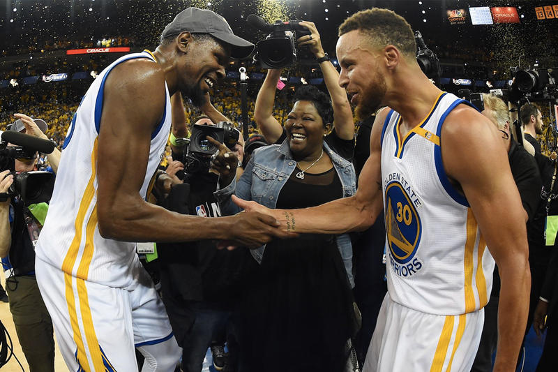 Lakers 再迎巨星?Kevin Durant 母親表態:我愛 LeBron James 和 Magic Johnson