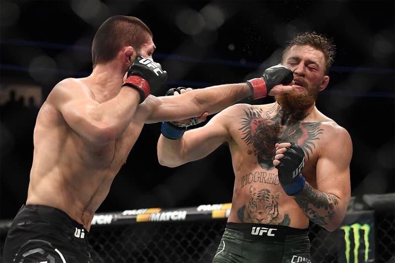 UFC 229 後續 − Khabib 經紀人回應 McGregor 的再戰要求