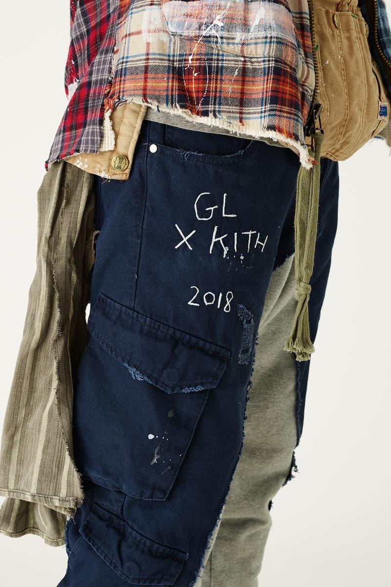 KITH x Greg Lauren 全新聯名「Ivy league Draft」系列 Lookbook 發佈