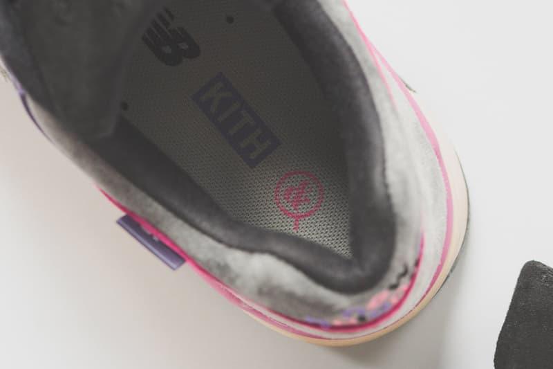 六色齊發!KITH x New Balance 全新聯乘 997 系列正式發佈