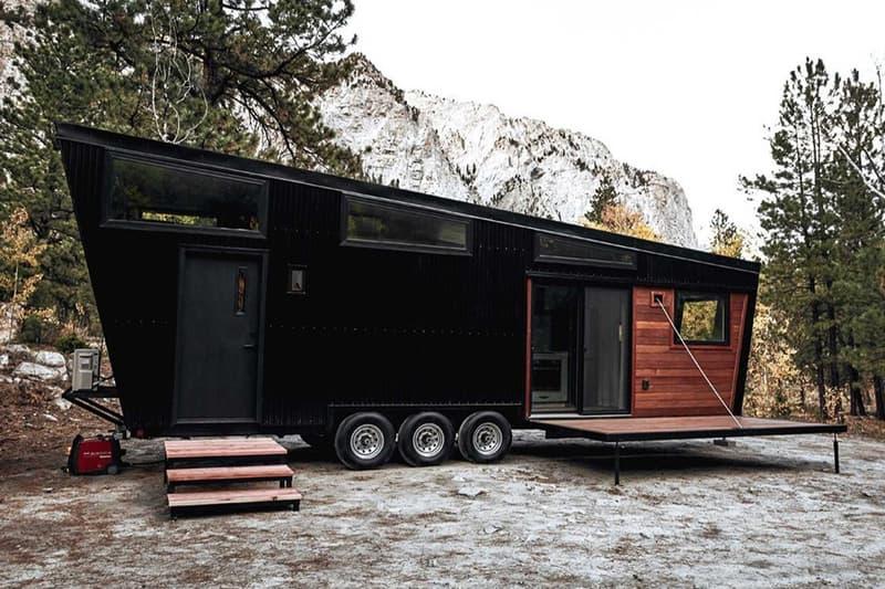野營制霸 − 美國露營車設計公司 Land Ark 推出全新豪華車型 Draper