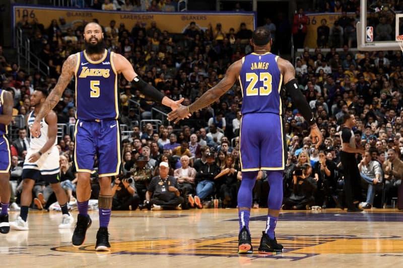 傳聞 LeBron James 暗中操盤 Tyson Chandler 加盟 Lakers 一事!?