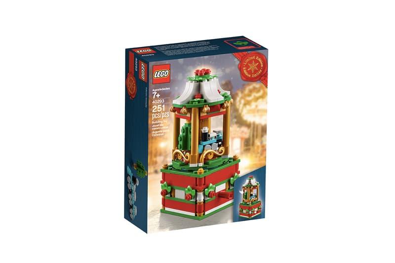 聖誕別注-LEGO 無料小禮物情報公開