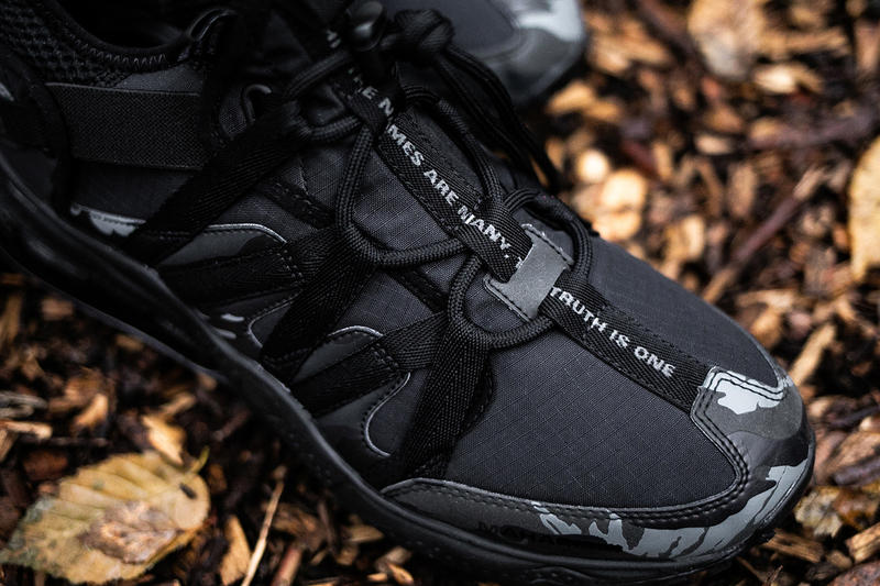 maharishi x Nike 聯乘系列正式發佈
