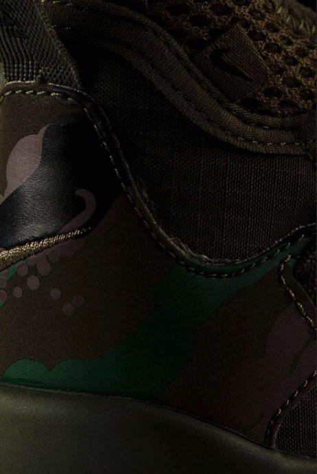 搶先預覽 maharishi x Nike 聯乘系列