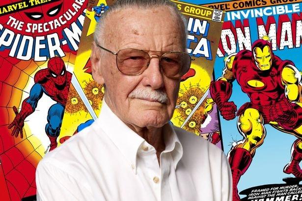 傳奇「MARVEL 之父」Stan Lee 逝世享年 95 歲