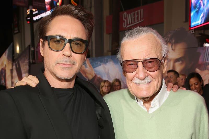 「感謝能成為你筆下宇宙的一部份」眾星發文悼念 Stan Lee