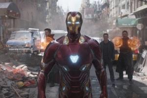 Marvel Studios 揭示為何無限之戰是展示血邊裝甲的時機