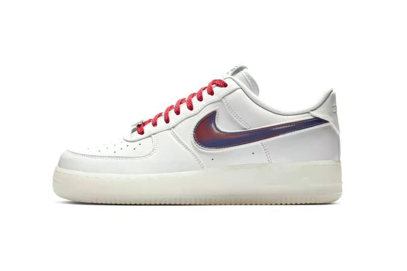 Nike Air Force 1 全新「De Lo Mío」別注配色發售詳情公開