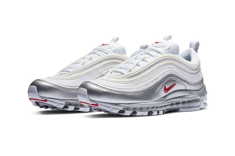 Nike Air Max 97 全新「Metallic」別注系列發佈
