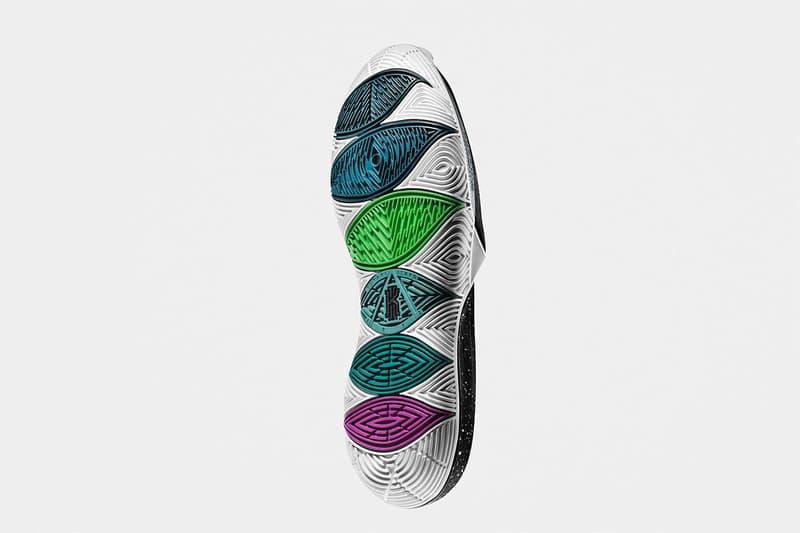 Nike 正式發佈 Kyrie Irving 最新簽名球鞋 Kyrie 5