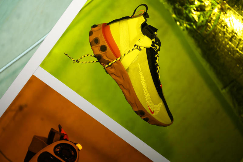 Nike 革新鞋款 React LW WR Mid ISPA 登場