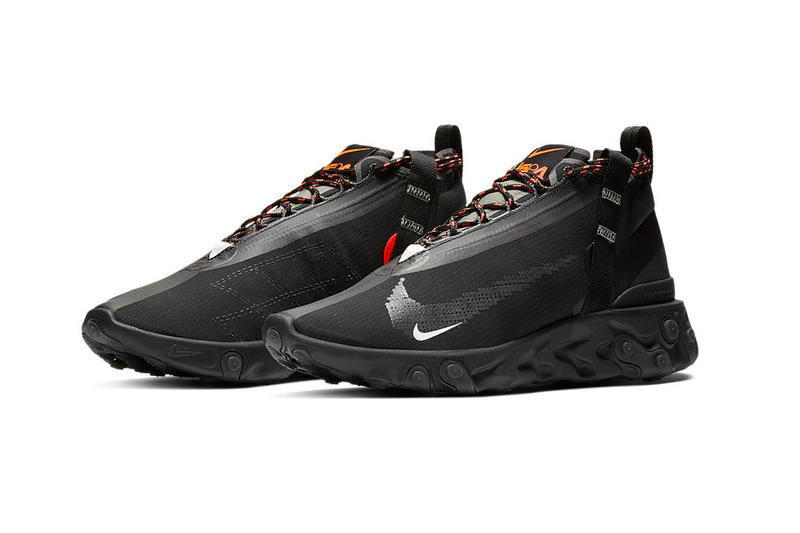 Nike REACT LW WR Mid ISPA 官方圖片及發售詳情公開