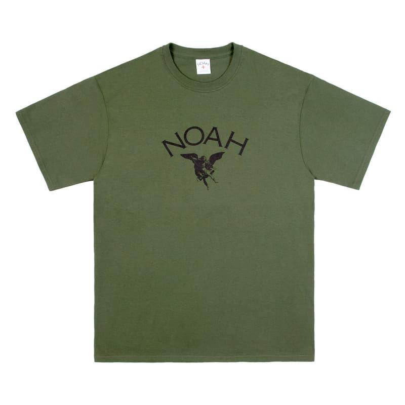 收錄最新獨佔設計!走進 NOAH 於 Dover Street Market 洛杉磯全新展示間