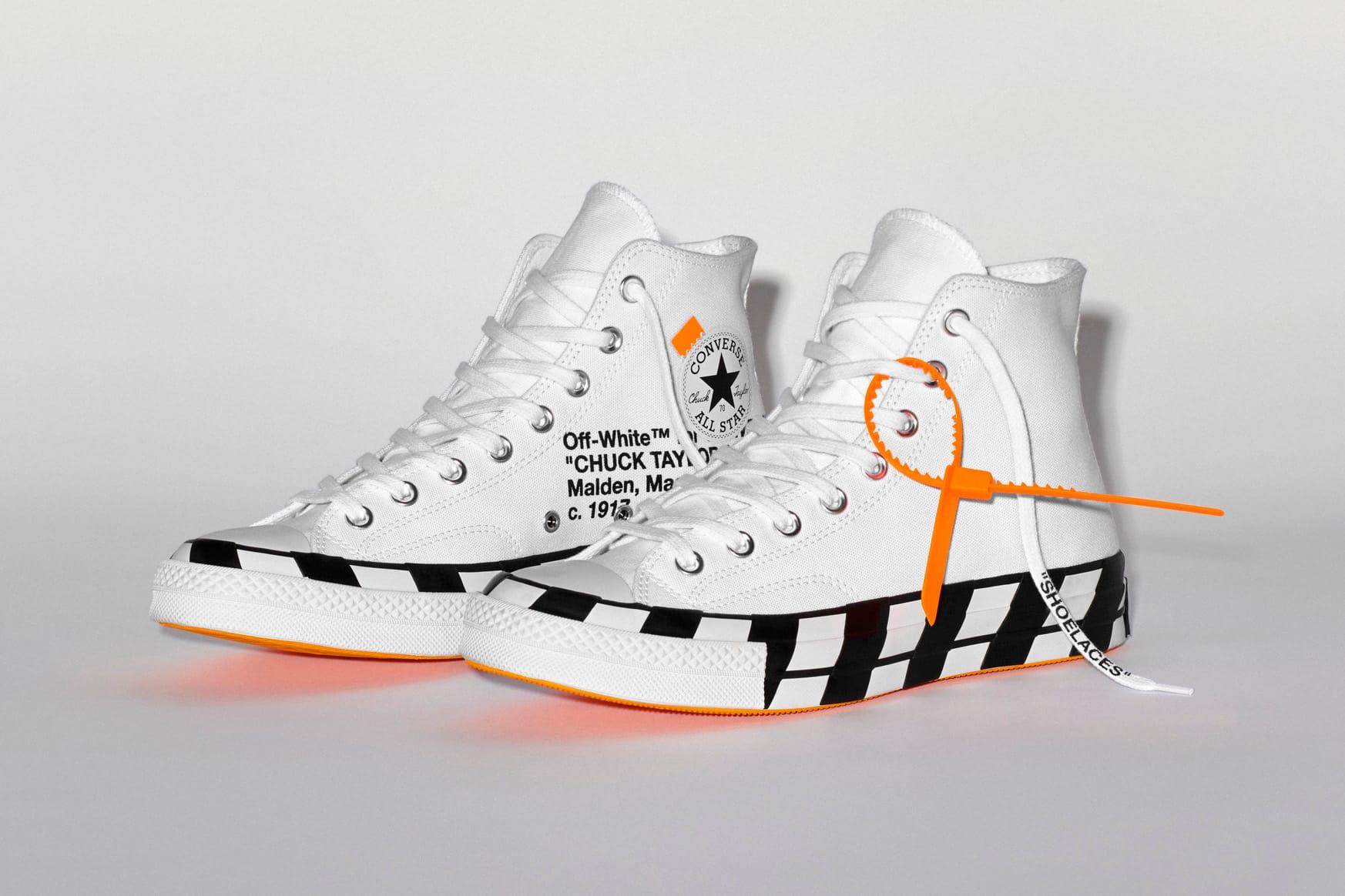 Off-White™ x Converse CHUCK 70