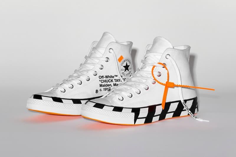原價入手機會!Off-White™ x Converse CHUCK 70 官網發售詳情公開