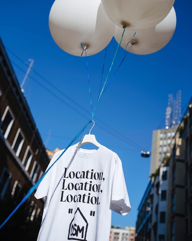 Off-White™ x Dover Street Market LA 聯乘別注系列發佈