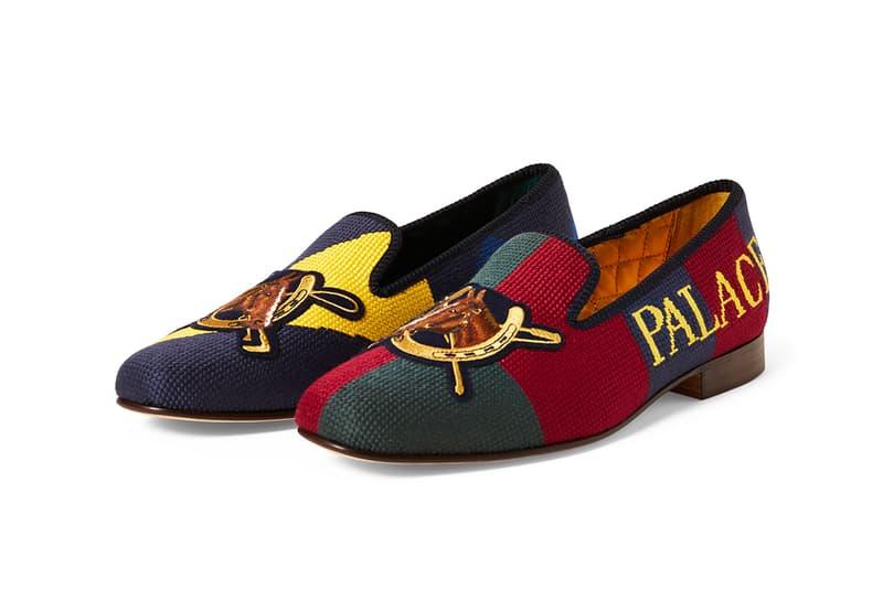 Palace x Polo Ralph Lauren 聯乘系列完整單品一覽