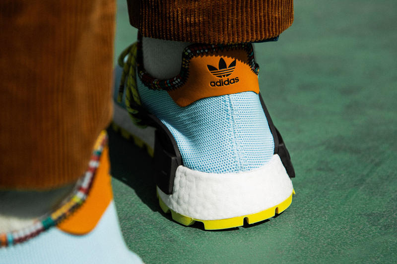 近賞 adidas Originals by Pharrell Williams 2018 秋冬 SOLARHU 系列