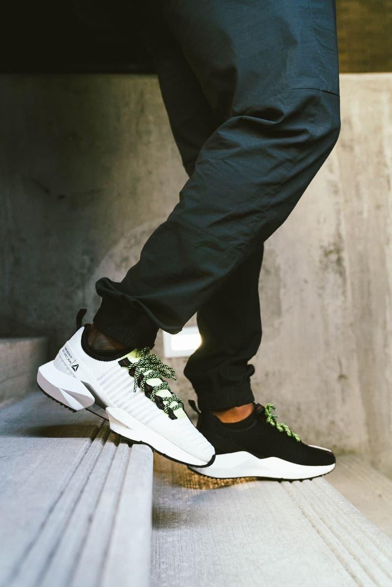 Reebok 推出全新科技跑鞋 Sole Fury