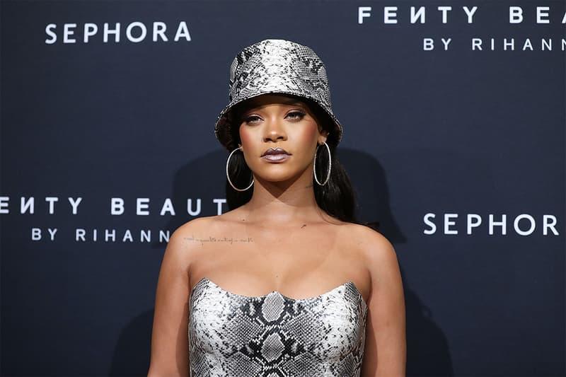 繼 Pharrell 後 − Rihanna 公開反對 Donald Trump 播放其歌曲