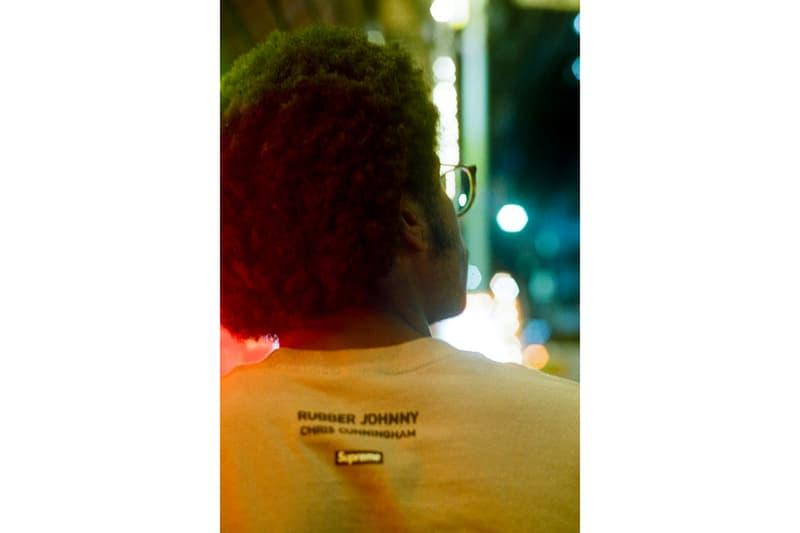 Supreme 與英國藝術家 Chris Cunningham 推出聯名系列