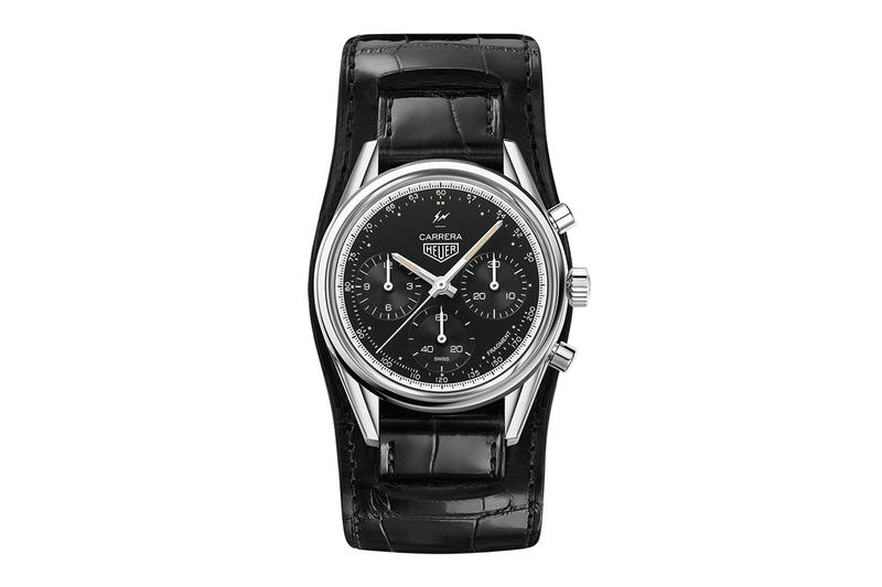 fragment design x TAG Heuer 聯乘 Carrera Calibre Heuer 02 腕錶正式發售
