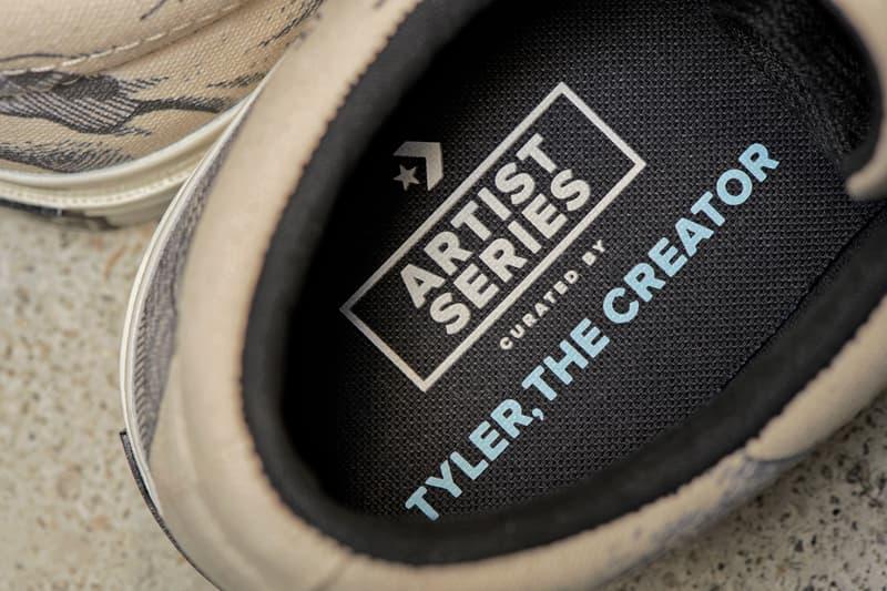 Tyler, the Creator x Converse 全新「Artist Series」正式發佈