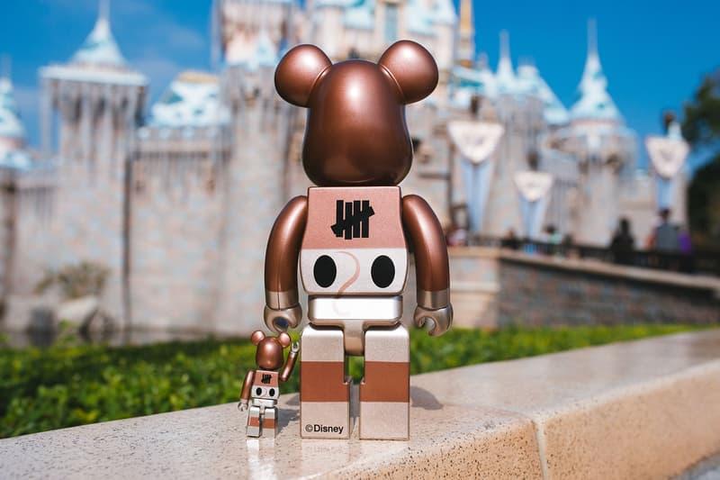 UNDEFEATED x Disney 聯手打造 Mickey Mouse 90 週年 BE@RBRICK