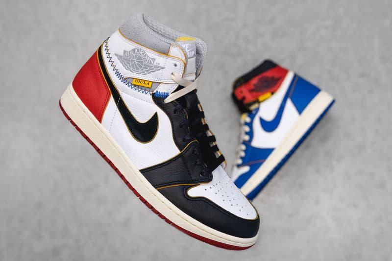 Union LA x Jordan Brand Air Jordan 1 香港區抽籤情報