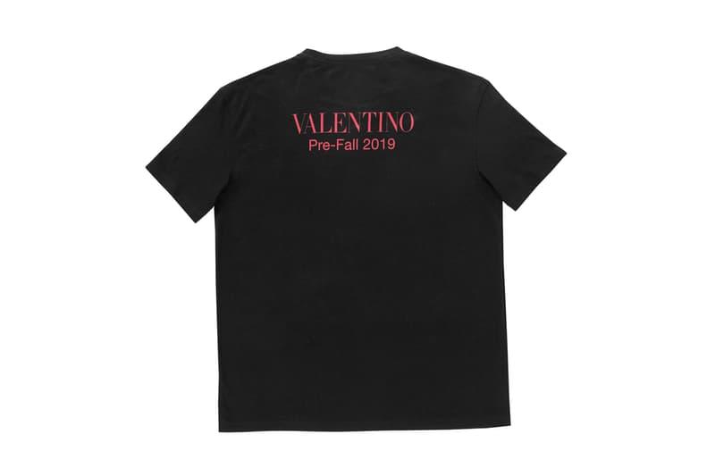 Valentino 率先於東京發佈 VLTN 男、女系列