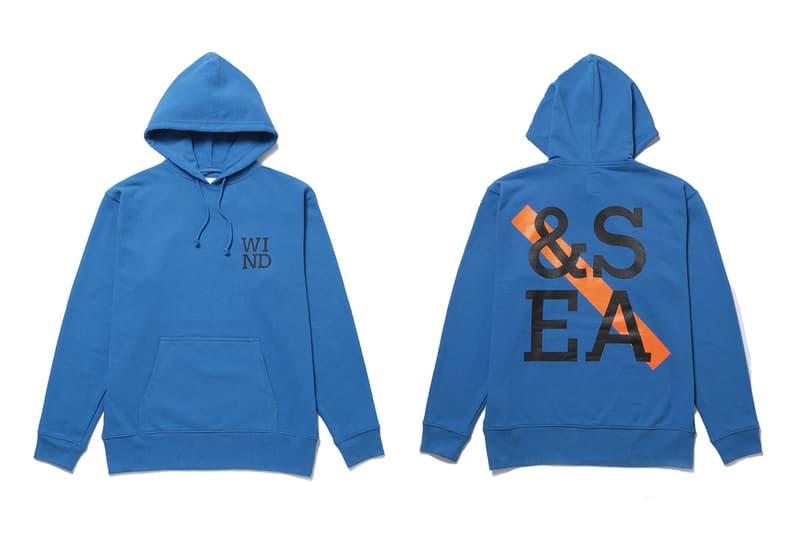 海的交流-WIND AND SEA x Saturdays NYC 聯乘系列發佈