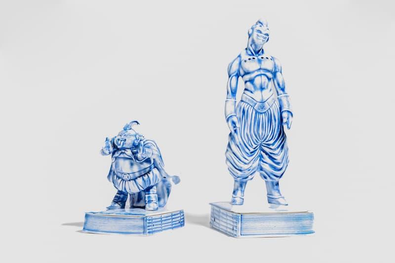 HYPEBEAST 聖誕倒數月曆 2018 YEENJOY STUDIO 最新肥版「魔人布歐」陶瓷香爐
