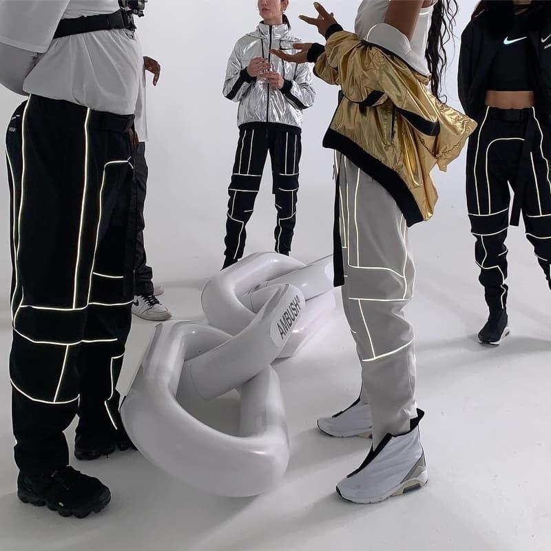 Yoon 公佈 AMBUSH x Nike 聯乘系列正式發佈日期