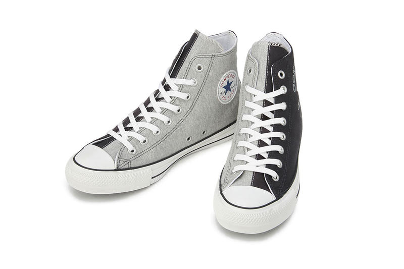 Converse Japan 為 Chuck Taylor All-Star Hi 釋出全新「COMBISWEAT」別注系列