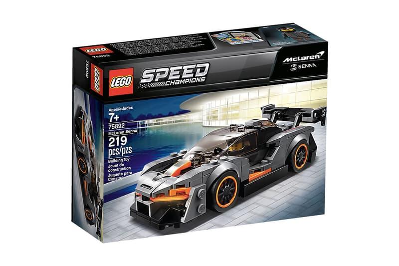 夢想達成!LEGO 將推出 McLaren Senna 積木模型