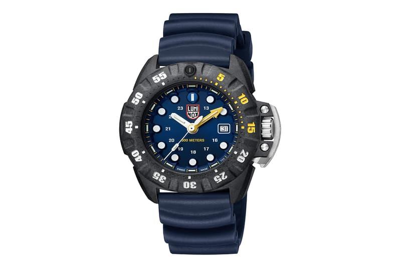 霸氣錶冠鎖-Luminox 推出全新深潛 Deep Dive 1550 錶款