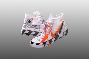 Off-White x Converse The Shoe Surgeon 定制版 Chuck 70 日本 10 足限定發售