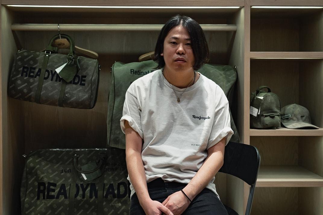 Essentials:READYMADE 主腦細川雄太 Yuta Hosokawa