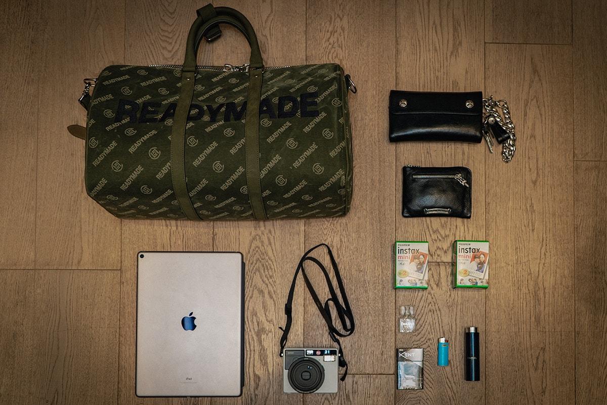 Essentials: READYMADE 主理人細川雄太 Yuta Hosokawa
