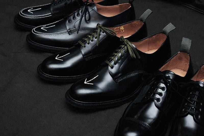載譽歸來-HOAX x Sanders 攜手打造英軍細節 Broad Arrow Derby 皮鞋