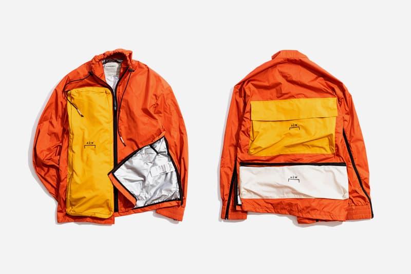 HYPEBEAST 聖誕倒數月曆 2018 2018 A-COLD-WALL* 2018 秋冬最新 Multi-Zip 外套