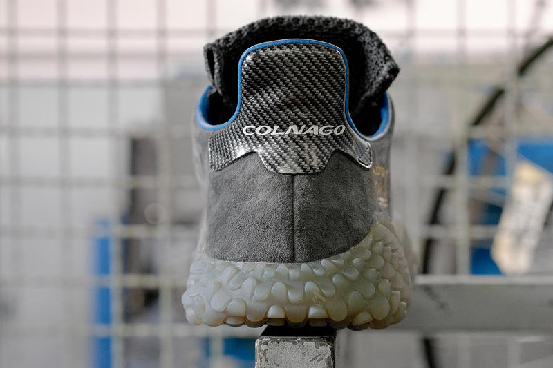 adidas Originals 攜手 Size? 與競速自行車廠 Colnago 打造别注鞋款系列